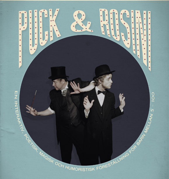 Poster for the show Puck & Rosini